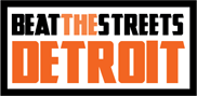 Beat the Streets Detroit Wrestling Program Logo